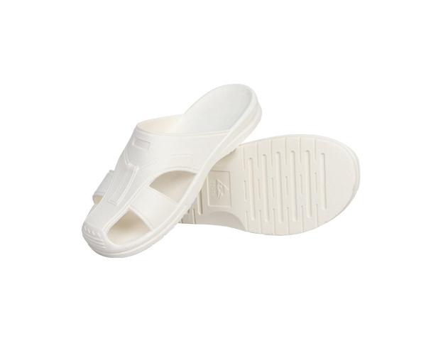 防静电SPU护趾拖鞋