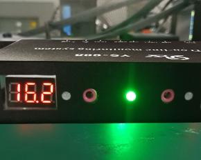 双通道数显手腕带监控器YS-608