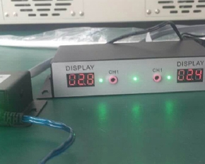 红外感应数显手腕带监控器YS-608